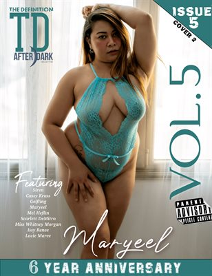 TDM Maryeel After Dark 6th Anniversary vol.5 cover 2
