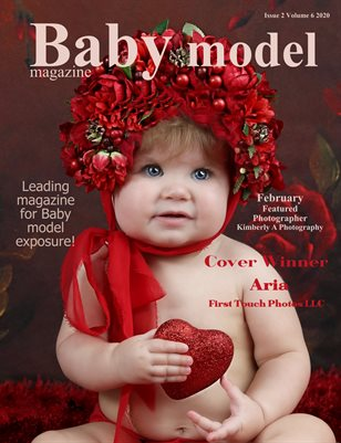 Baby Model magazine issue 2 volume 6 2020