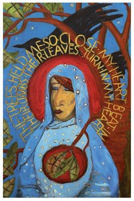 Saint Patefacia Poster