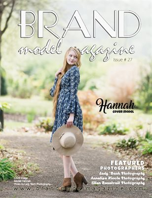 Brand Model Magazine  -  Issue 27