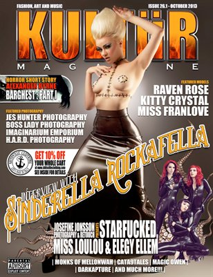 Kultur - Issue 26.1 - October 2013