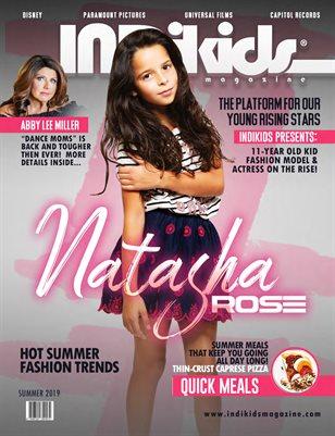 IDK 2019 SUMMER ISSUE NATASHA COVER