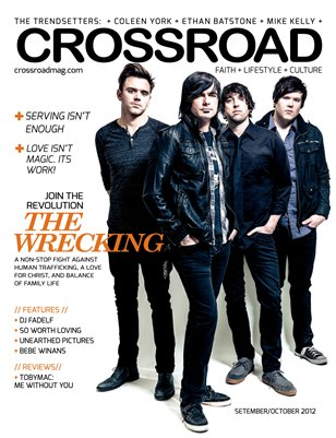 Crossroad Magazine: The Wrecking // SEPT/OCT 2012