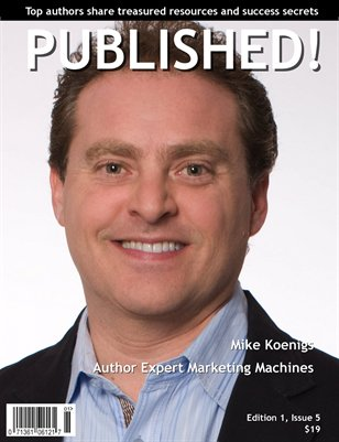 PUBLISHED! excerpt featuring Mike Koenigs