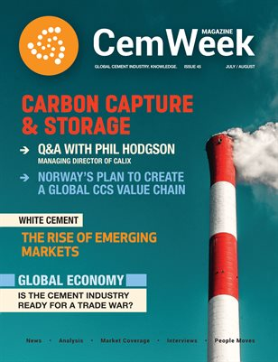 CemWeek Magazine: July/August 2018