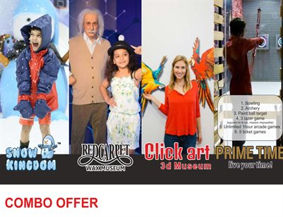 Red Carpet Wax Museum ( Best Place to VIsit in Mumbai)