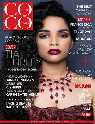 COCO Magazine - The Bold Edition - Issue VII