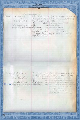 1893 DEC. TERM, LYCOMING COUNTY, PENNSYLVANIA COURT PAGES