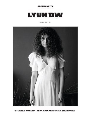 LYUN Black&White No.4 (VOL No.2)