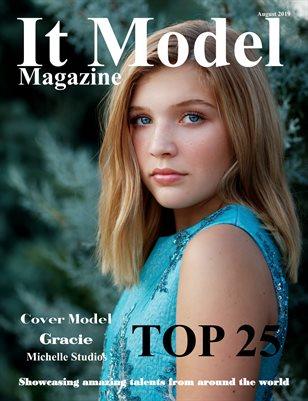 It Model magazine August 2019