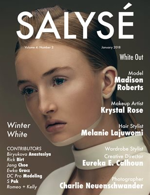 SALYSÉ Magazine | Vol 4 : No 2 | January 2018 |