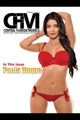 Poster CFM Magazine Sep-Oct 2015 Cover 2