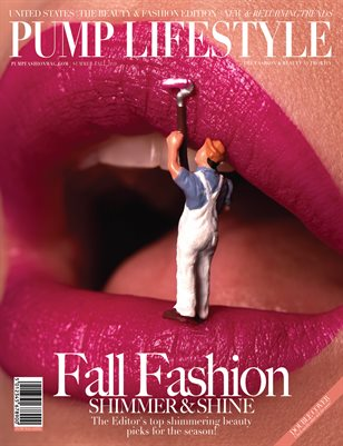 PUMP Lifestyle - The Beauty & Fashion Edition | November 2018 | V.XVIII