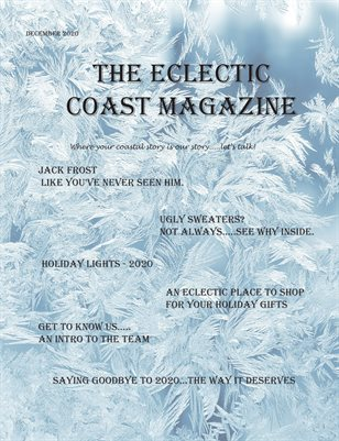 The Eclectic Coast Magazine December 2020
