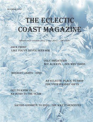 The Eclectic Coast Magazine December 2020