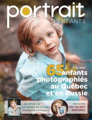 PORTRAIT D'ENFANTS - VOL.6 - SEPT. 2019