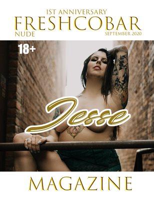 Freshcobar Magazine Issue 13 (3 Of 3) - NUDE