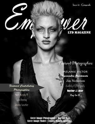 Issue 10 - Greyscale