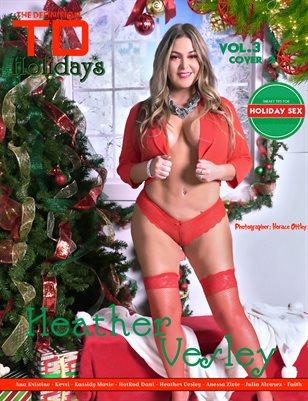 The Definition Heather Vesley Xmas vol3 cover2