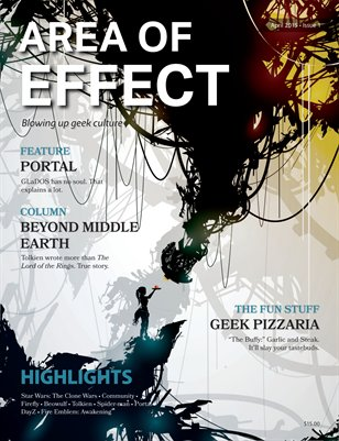 Area of Effect - Issue #01