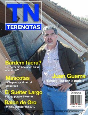 Juan Guerra, Perseguido por la noticia