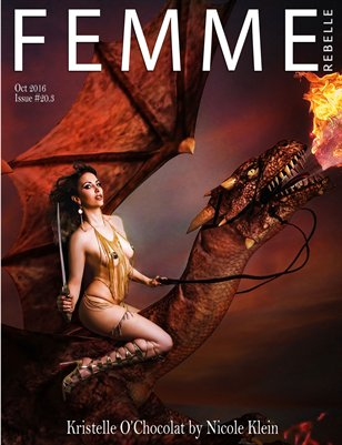 Femme Rebelle Magazine October 2016 - ISSUE 20.3