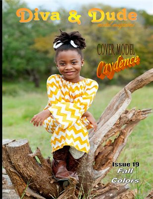 "Issue 19  ""Fall Fashions"""