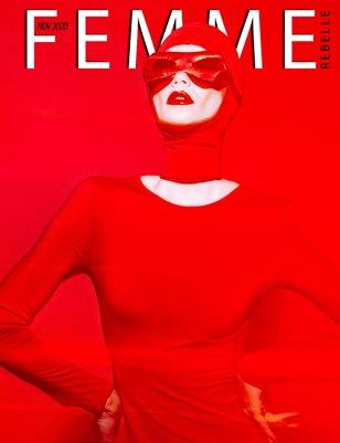 Femme Rebelle Magazine November 2020 BOOK 2 - Bineet Mohanty Cover