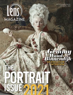 Lens Magazine August Issue #83