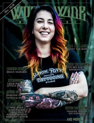 Worldwide Ink: December 2020 Issue