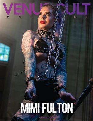 Venus Cult No.30– MiMi Fulton Cover