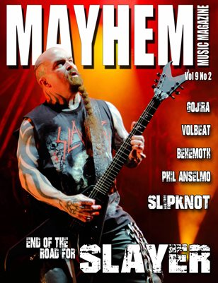 Mayhem Music Magazine Vol 9 No 2