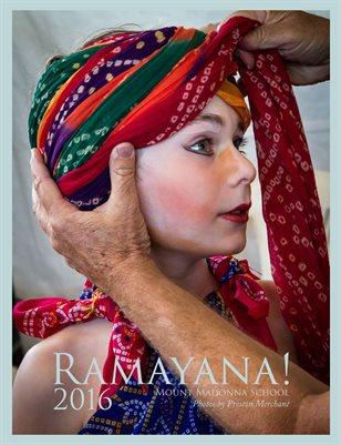 Ramayana! 2016 Magazine