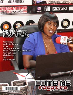 COMBiNE Magazine January 2017