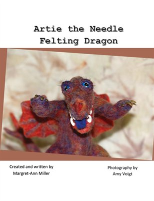 ARTIE THE NEEDLE FELTING DRAGON