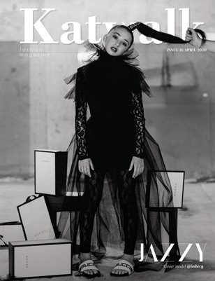 Katwalk Fashion Magazine Issue 16, April 2020.