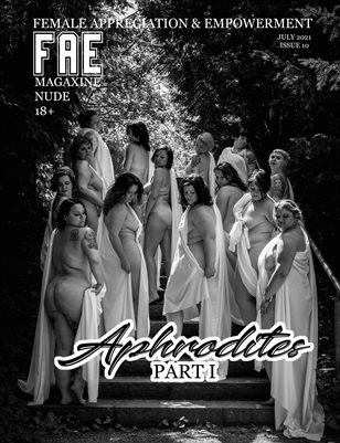 F.A.E Magaxine Issue 10 (4 Of 6) - NUDE