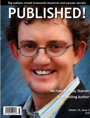 PUBLISHED! featuring Michael Bungay Stanier