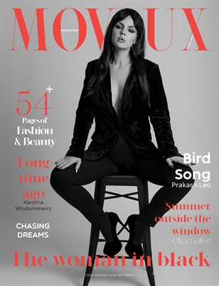 MOVEUX Magazine June 2021 Issue 5