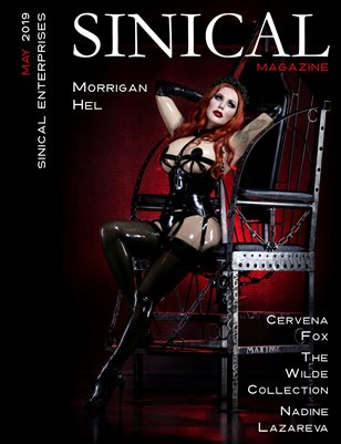 Sinical May 2019 - Morrigan Hel cover edition
