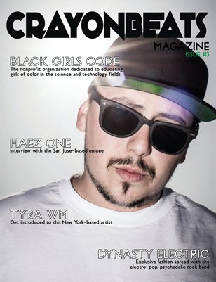 CrayonBeats Magazine: Issue 03