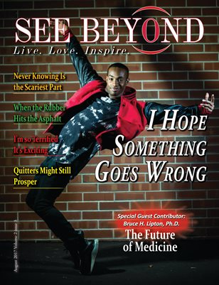 See Beyond Magazine August 2017 Edition