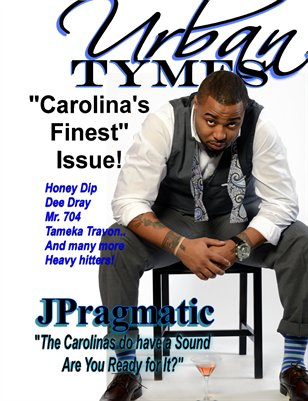 "Oct ""Carolina's Finest"" Issue"