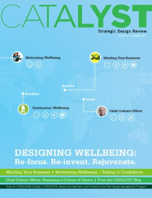 Designing Wellbeing: Re-Focus. Re-invent. Rejuvenate.