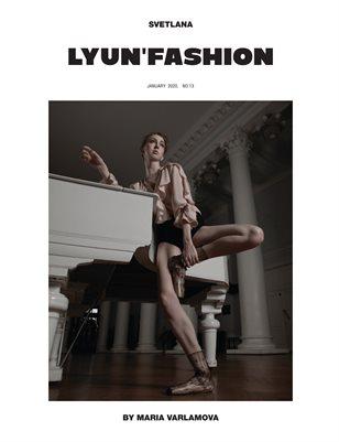LYUN ISSUE No.13 (VOL No.2) C1