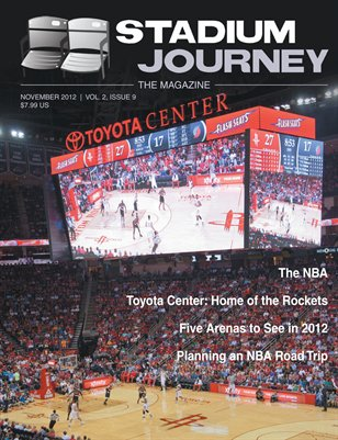 Stadium Journey Magazine Vol. 2, Issue 9
