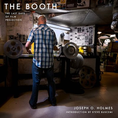The Booth: The Last Days of Film Projection