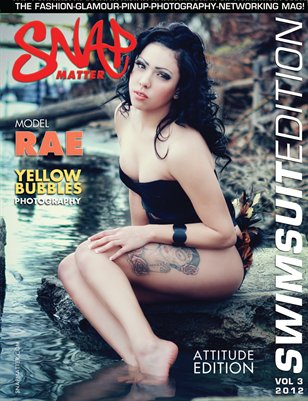 Snap Matter - 2012 Swimsuit Edition VOL3