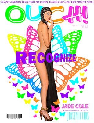 Vol.11  Jade Cole ANTM  'RECOGNIZE'