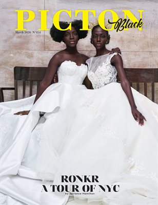 Picton Magazine MARCH  2020 N454 BLACK Cover 2